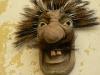 Tautodailininko Algirdo Juškevičiaus Užgavėnių kaukė