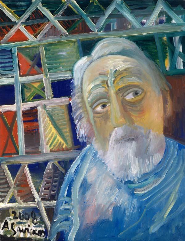 augustinassavickasautoportretas2008