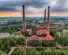 Szombierki elektrinė, Bytomas, Lenkija. europanostra.org nuotr.