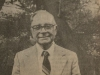 Tautosakininkas dr. Jonas Balys (iš: Draugas. Mokslas, menas, literatūra. – 1987, vas. 7.)