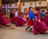 """Tarptautinis folkloro festivalis """"Baltica""""_ Džiuzepės Garibaldžio gaučų tradicijų centro folkloro grupė iš Brazilijos"""