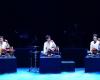 """Tarptautinis folkloro festivalis """"Baltica""""_ grupė """"Jan chi ma dang"""" iš Korėjos (2)"""
