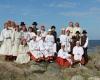 """Tarptautinis folkloro festivalis """"Baltica""""_Folkloro grupė """"Dagö""""iš Estijos"""