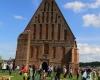 Zapyškio bažnyčios šventoriuje vyksta aitvarų festivaliai ir kiti renginiai