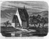 Zapyškio bažnyčios piešinys
