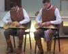 Irmantas-Daunoravičius-ir-Lukas-Mockus.-Sūduvos-gimnazija