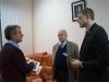 G. Songaila Ukrainos nacionalistų būstinėje