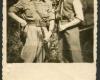 1946 m. Andrius Dručkus (dešinėje) su aukštaitijos partizanų vadu Baliu Vaičėnu_1_026-2400