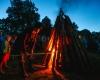 Nematerialaus kultūros paveldo vertybių sąvade - Rasos šventė Kernavėje. Organizatorių nuotr