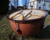 Nematerialaus kultūros paveldo vertybių sąvade - Velykų būgno mušimo tradicija. Organizatorių nuotr