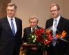 Valstybinė J. Basanavičiaus premija įteikta dr. Vaciui Bagdonavičiui lrv.lt nuotr.