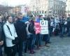 Norvegijos lietuviai Oslo centre protestavo pries Barnevernet sprendimus (1)