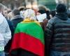 Norvegijos lietuviai Oslo centre protestavo pries Barnevernet sprendimus (3)