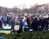 Norvegijos lietuviai Oslo centre protestavo pries Barnevernet sprendimus