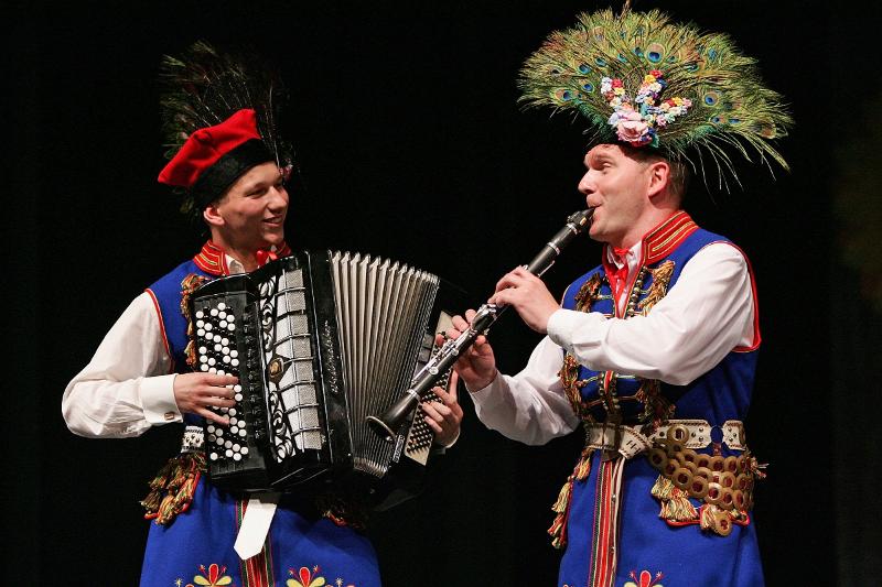 Lenkijos atstovai