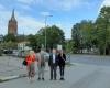Komisijos nariai, iš dešinės. R. Daugėlaitė Cegelskienė, V. Jocys, J. Lingys, S. Dacienė-2400