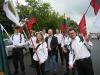 LTJS tautinėse eisenose dalyvauja jau ne pirmą kartą