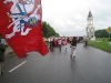 Senoji LDK vėliava pakvietė Vėles