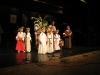 Pirmokėlės iš Gabijos gimnazijos giedojo senovines giesmes