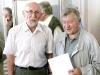 Algimantas Jucevičius ir dr. Vacys Bagdonavičius