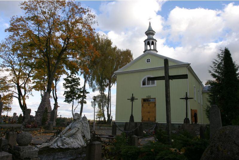 Alytaus Šventų Angelų sargų bažnyčia. Zitos Stankevičienės nuotr.