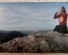 kalnai-valensija-ispanija-ir-medituojantis-ai-kido-meistras-juostine-fotografija-aliuminis-2013-k100