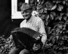 Pagirės kaimo muzikantas Bronius Juozapavičius. Subačiaus ekspedicija (1985 m.) | O. Pajedaitės nuotr.