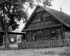 Senosios Katinautiškės kaimas. Adutiškio ekspedicija (1972 m.)   O. Pajedaitės nuotr.