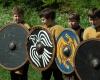 Vikingų kaimas A