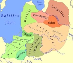 Baltų gentys XII a. | punskas.pl nuotrauka