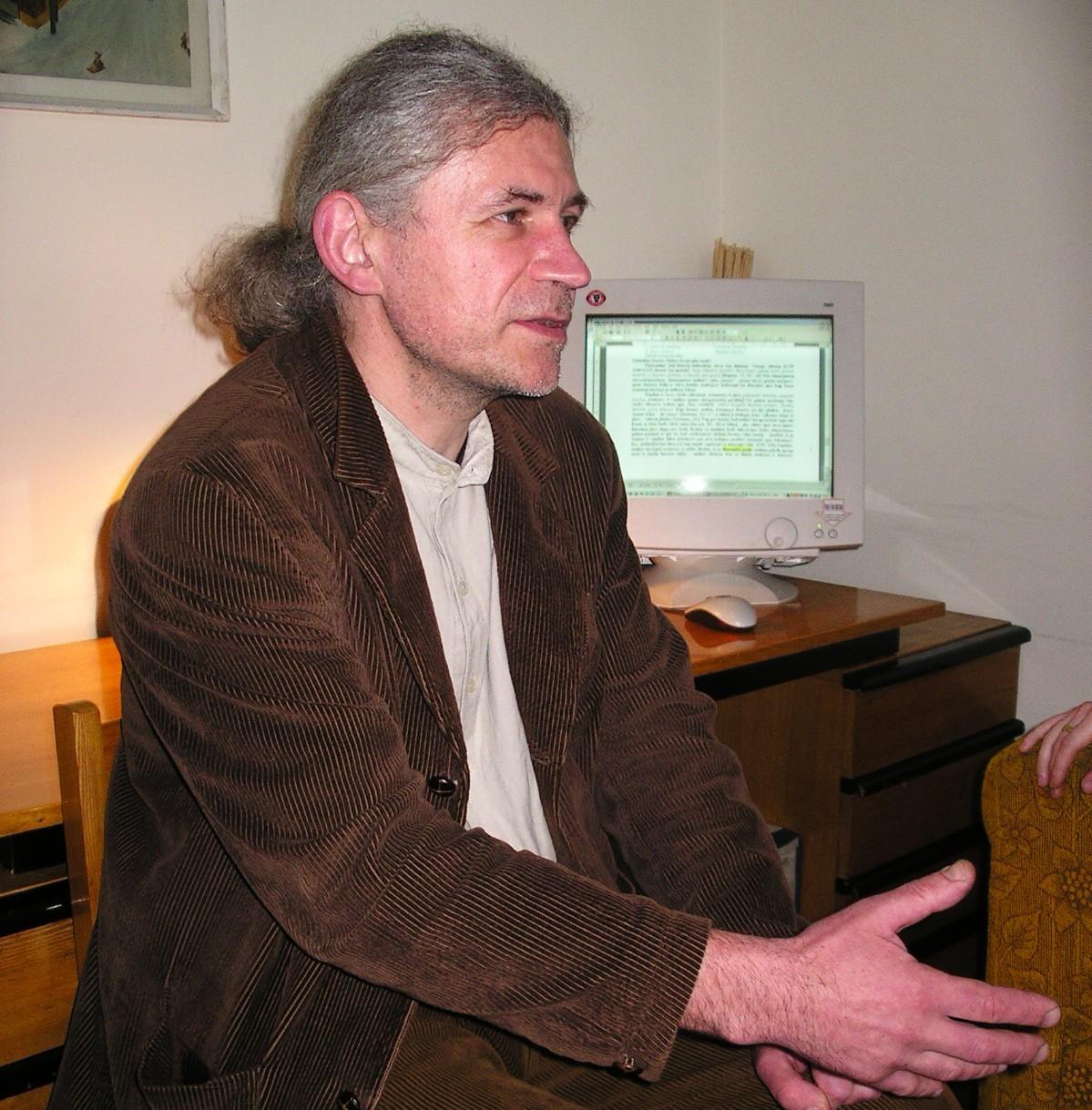 dr. Dainius Razauskas | J.Vaiškūno nuotr., Alkas.lt