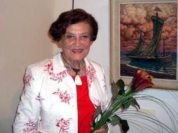 Valstybinės J.Basanavičiaus premijos laureatė Marija Remienė