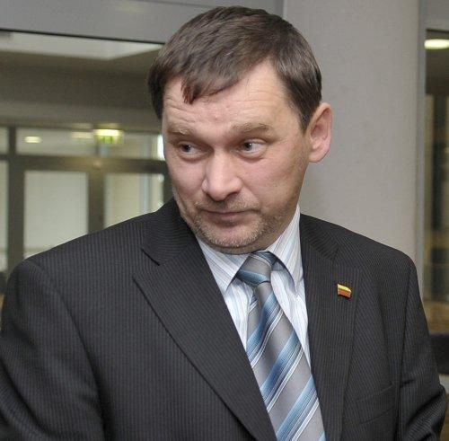 Seimo švietimo ir kultūros komiteto pirmininkas Valentinas Stundys