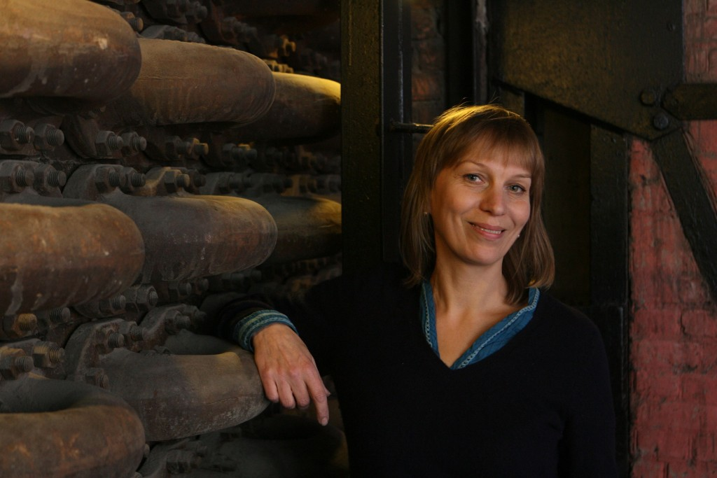 """Energetikos ir technikos muziejaus direktorė R.Augutytė: """"Kiekvienas lankytojas mūsų muziejuje gali surasti šviesos spindulį"""", I.Gelūno nuotr."""