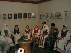 Advento vakaras Ignalinos kultūros centre
