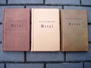 """Faksimilinis 1818 m.  K.Donelaičio """"Metų"""" leidinys"""
