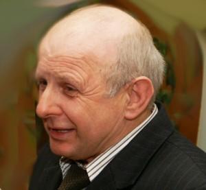 """""""Vilnijos"""" draugijos pirmininkas dr. K.Garšva"""