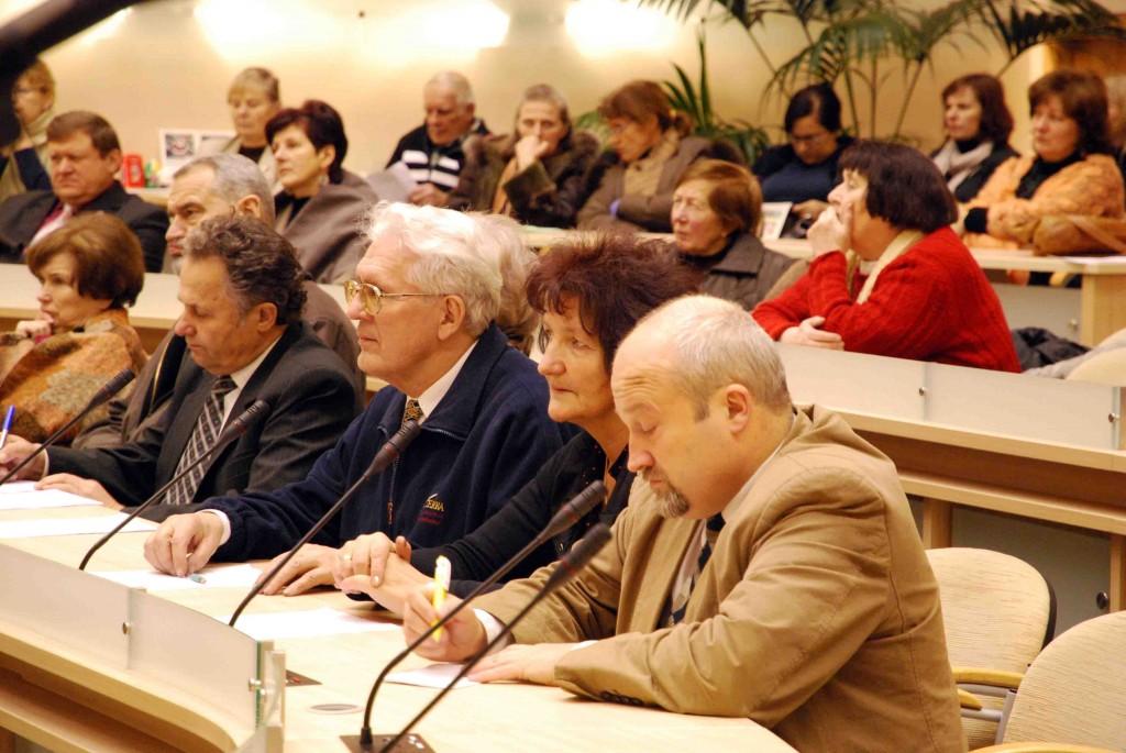 Konferencijos dalyviai apžvelgė prieš 90 metų vykusias laisvės kovas ir aktualias šiandienos problemas | S.Nemeikaitės nuotr.