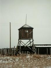 Maidaneko koncentracijos stovyklos sargybos bokštas