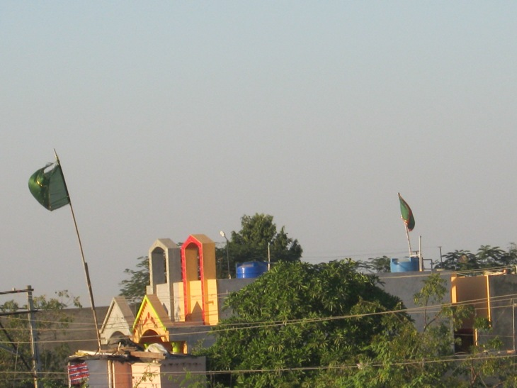 Žaliosios vėliavos