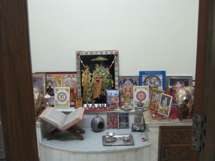 Juvelyro namų šventykla Udaipure