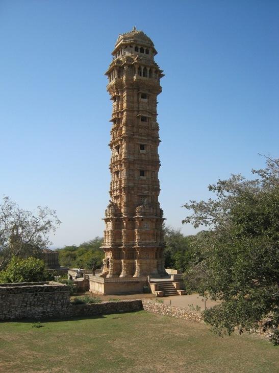 Radžputų garbės bokštas