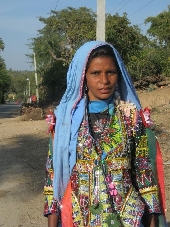 Udaipuro kaimietė