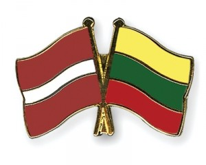 Latvia-Lithuania