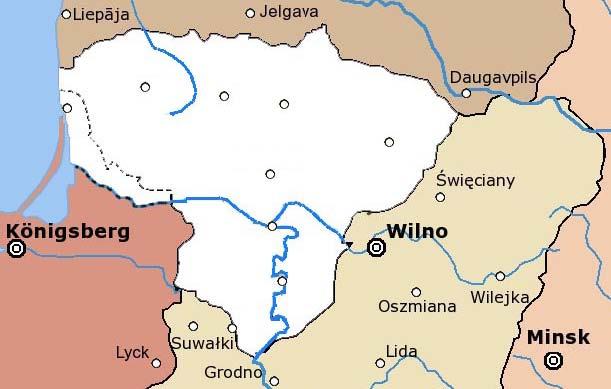 2 pav. Lietuvos Respublika 1923-1939 m. Lenkijos istorikų supratimu.