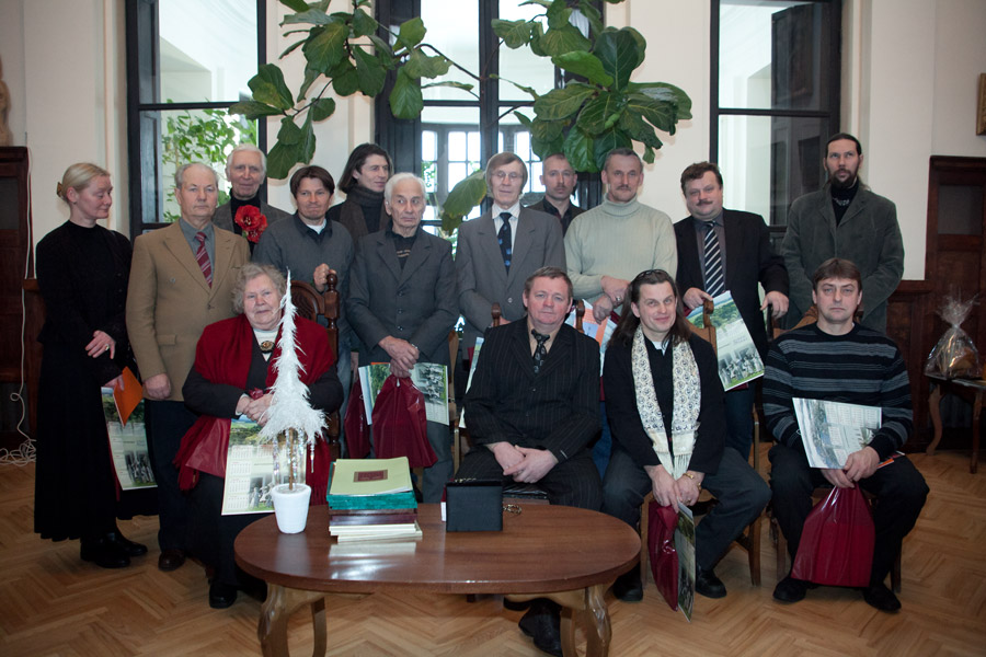 Visi apdovanotieji (išskyrus M.Danilaitienę), muziejusrokiskyje.lt nuotr.