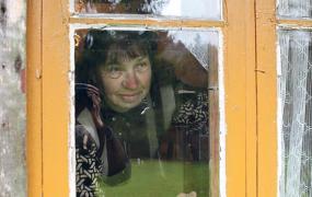 O.Burneikienė L.Meškaitytės namą-muziejų prižiūri jau septyniolika metų. Martyno Vidzbelio nuotrauka