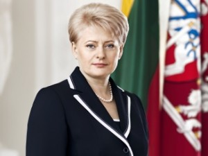 Prezidentė Dalia Grybauskaitė, president.lt nuotr.