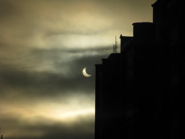 2011 01 04 d. Saulės Užtemimas, Deimantės Valytės nuotr.