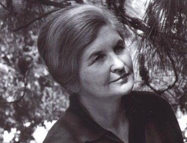 Marija Gimbutienė. 1947m. Topanga, JAV | LMAVB F339-69 nuotr.
